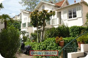 Self Catering Vacation Rental Juan_les_Pins 10