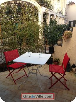 Self Catering Vacation Rental Juan_les_Pins 7