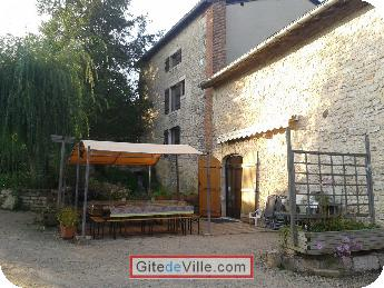 Self Catering Vacation Rental Montbellet 8