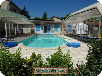 Self Catering Vacation Rental Montbellet 10