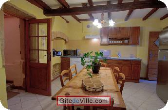 Self Catering Vacation Rental Montbellet 7