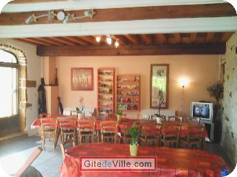 Self Catering Vacation Rental Montbellet 1