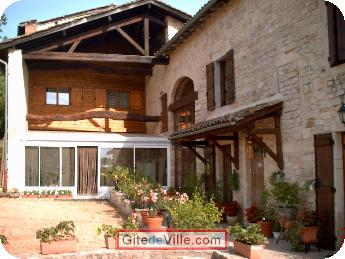 Self Catering Vacation Rental Montbellet 11