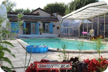 Self Catering Vacation Rental Montbellet 2