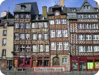 Chambre d'Hôtes Rennes 2