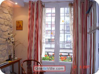 Gîte Paris 4