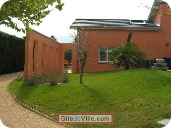 Self Catering Vacation Rental Brignais 7