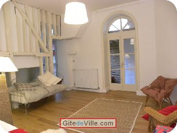 Self Catering Vacation Rental Rennes 8