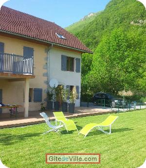 Self Catering Vacation Rental Doussard 1