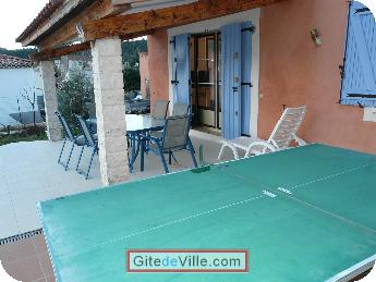 Self Catering Vacation Rental Roquefort_la_Bedoule 8