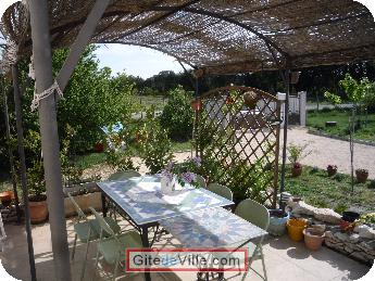 Self Catering Vacation Rental Vedene 3