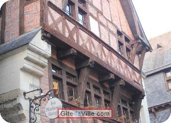 Self Catering Vacation Rental Chinon 11