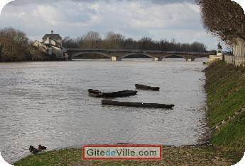 Self Catering Vacation Rental Chinon 10
