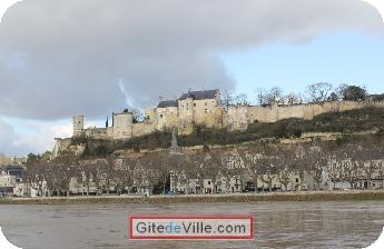 Self Catering Vacation Rental Chinon 2