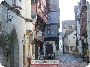 Self Catering Vacation Rental Chinon 4