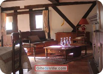 Self Catering Vacation Rental Chinon 7