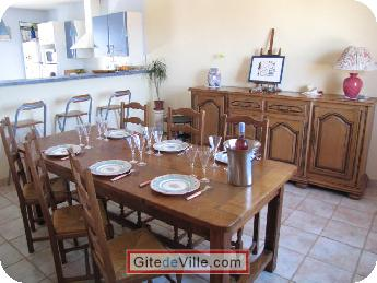 Self Catering Vacation Rental Pezens 5