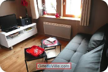 Vacation Rental (and B&B) Lyon 5