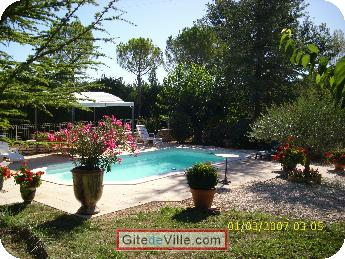 Self Catering Vacation Rental Rousson 2