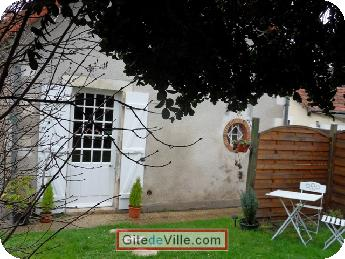 Self Catering Vacation Rental Bourges 4
