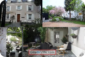 Bed and Breakfast Angers 8