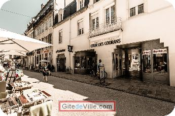 Self Catering Vacation Rental Dijon 1