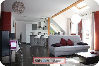 Self Catering Vacation Rental Wettolsheim 4