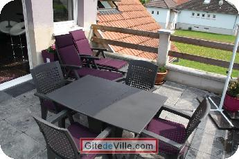 Self Catering Vacation Rental Wettolsheim 1