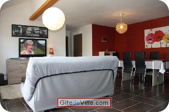 Self Catering Vacation Rental Wettolsheim 9