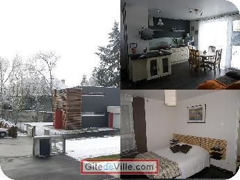 Self Catering Vacation Rental Pfastatt 4