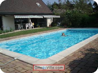 Self Catering Vacation Rental Zimmersheim 3
