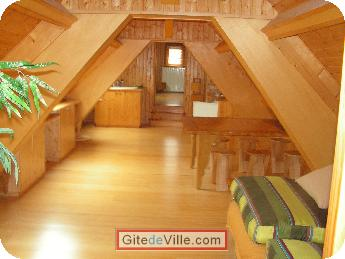 Self Catering Vacation Rental Saint_Priest_Bramefant 3