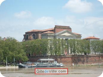 Gîte Toulouse 3