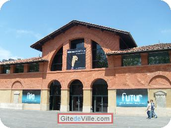 Self Catering Vacation Rental Toulouse 11