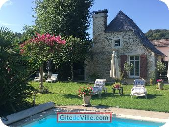 Self Catering Vacation Rental Mazeres_Lezons 2