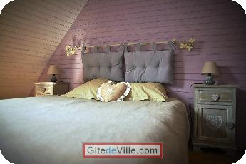 Self Catering Vacation Rental Cramoisy 1