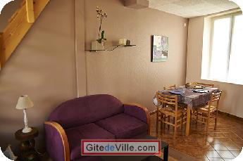Self Catering Vacation Rental Cramoisy 3