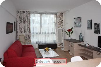 Self Catering Vacation Rental Paris 1