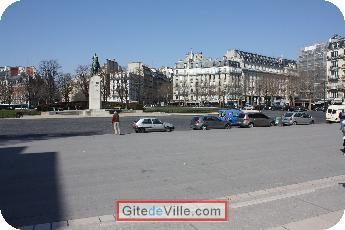 Self Catering Vacation Rental Paris 10