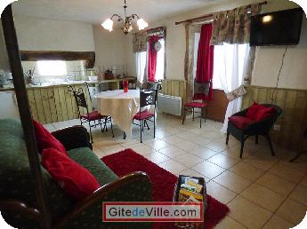 Self Catering Vacation Rental Chantepie 1