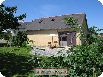 Self Catering Vacation Rental Chantepie 5
