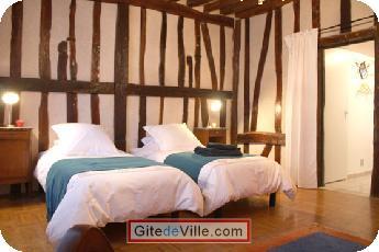 Gîte (et Chambre d'Hôte) Rouen 7