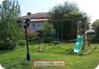 Self Catering Vacation Rental Donzac 3
