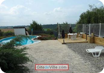 Self Catering Vacation Rental Donzac 2