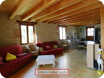 Self Catering Vacation Rental Donzac 8
