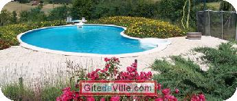Self Catering Vacation Rental Donzac 9