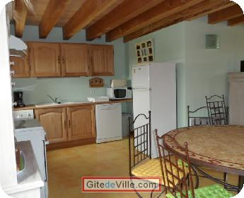 Self Catering Vacation Rental Donzac 11