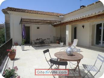 Self Catering Vacation Rental Saint_Gilles 1