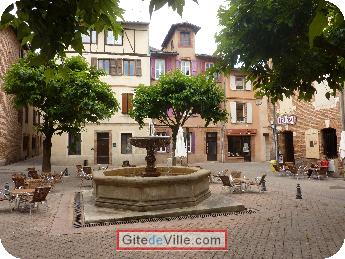 Self Catering Vacation Rental Albi 8