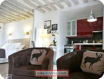 Vacation Rental (and B&B) Bievres 3